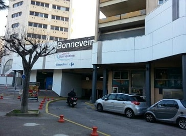 Bonneveine shopping center