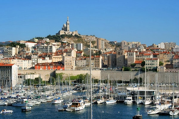 Attractions and Places to Visit in Marseille